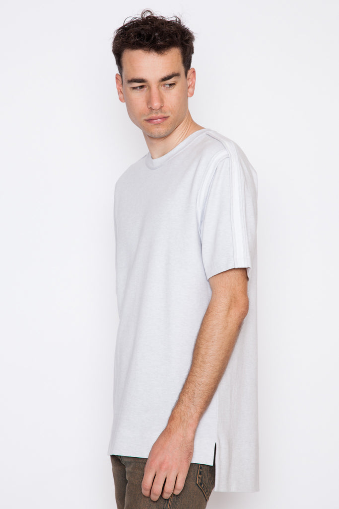Double Knit Bound Seam S/S T-Shirt