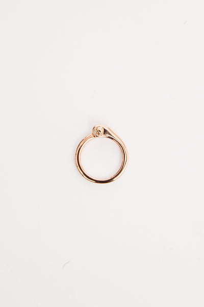 Rose Gold Nyx Ring