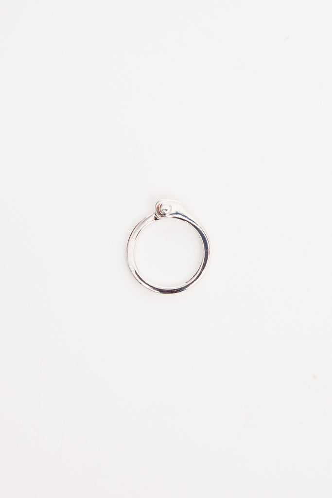 Sterling Silver Nyx Ring