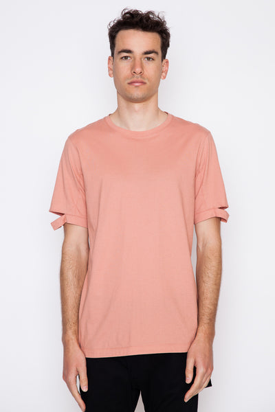 Persimmon Standard Fit Cut Hem T-Shirt