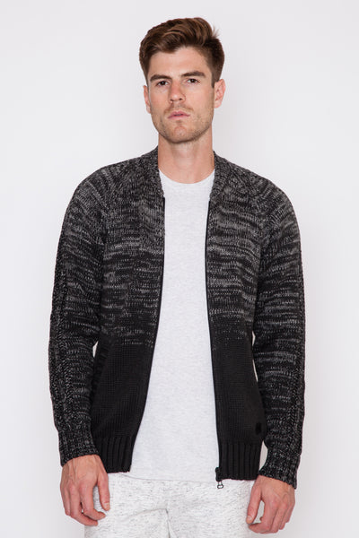 Charcoal Ombre Tracktop