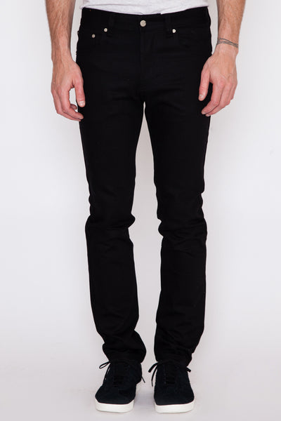 Black Slim Fit Jean