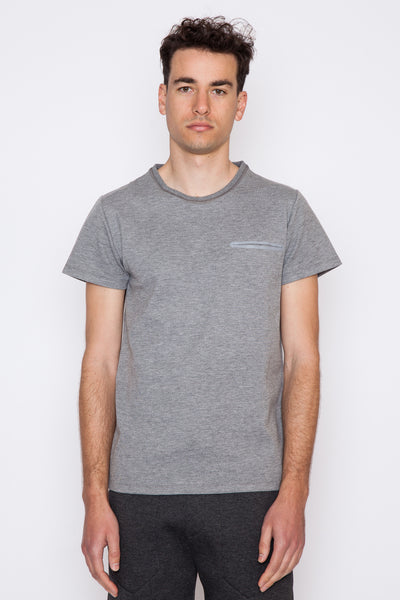 Grey Tech T-Shirt