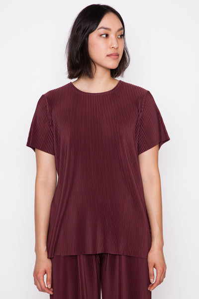 Port Red Quint Tee