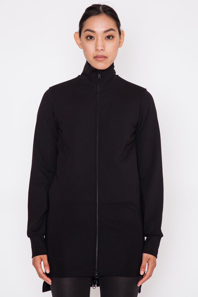 Lux Track Long Jacket