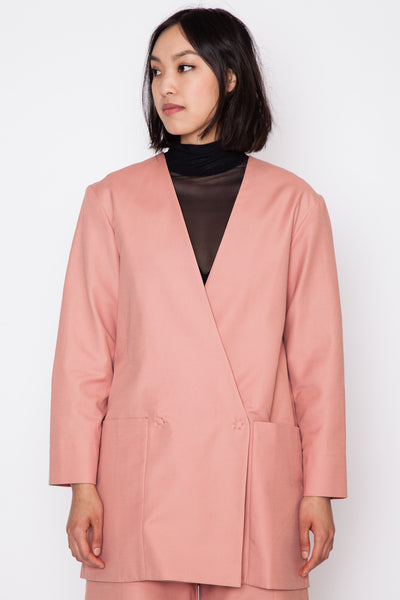 Julia Deconstructed Blazer