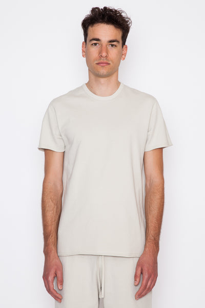 Dust Lightweight Terry S/S Crew