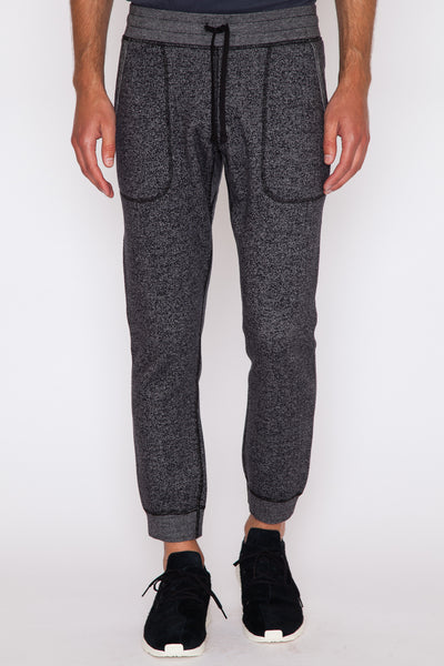 Black Tiger Fleece Sweatpant