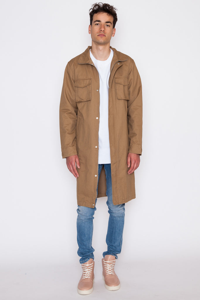 Brown Neck Trench