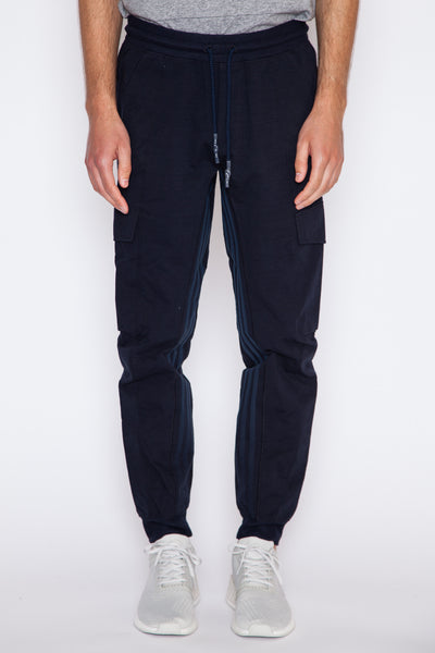 Night Navy Superstar Trackpant