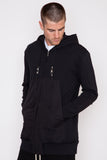 William Zip Up Hoodie
