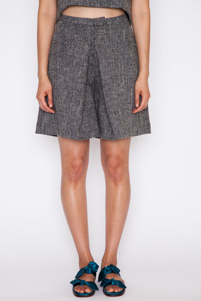 Speckled Aglaia Knee-Length Short