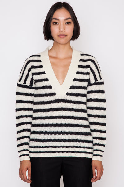 Ealine Knit V-Neck