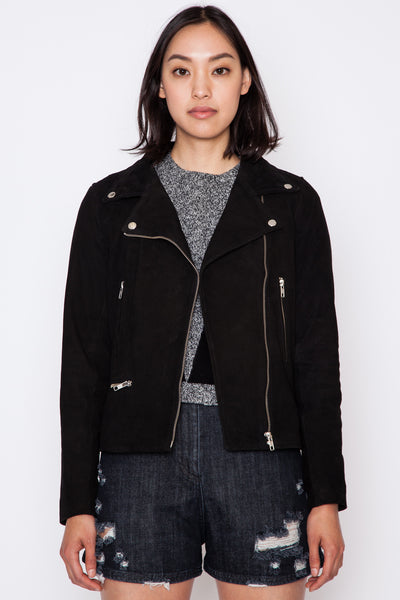 Coach Suede Jacket