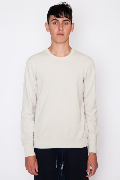 Dust Lightweight Terry L/S Crew