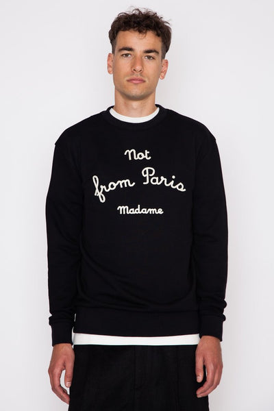 Black NFPM Sweatshirt