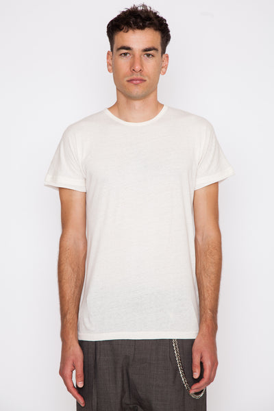 Off White Salt T-Shirt