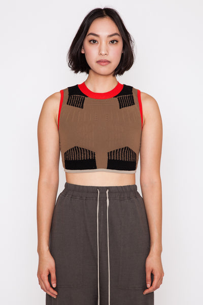 Women's Graphic Crop Top