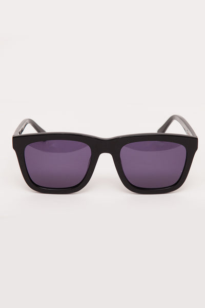 Black Deep Freeze Sunglasses