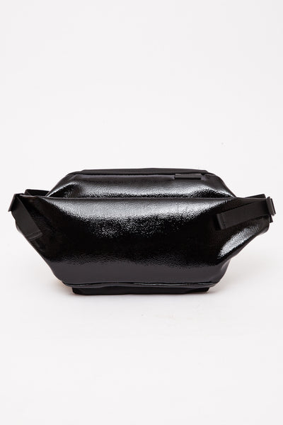 Liquid Black Isarau Shoulder Bag