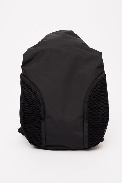Black Eco Yarn Nile Rucksack
