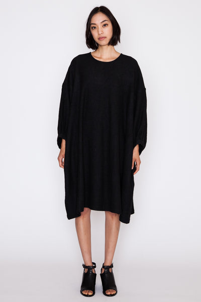 Nonchalant Wool Dress