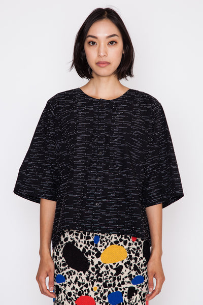 Black Find Blouse