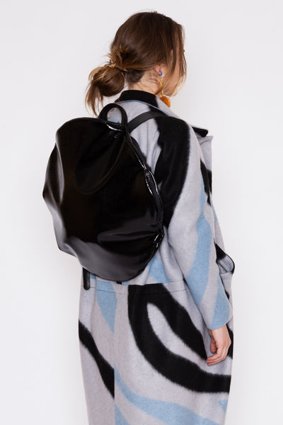 Liquid Black Moselle Backpack