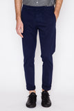 Navy Seamless Side Chino