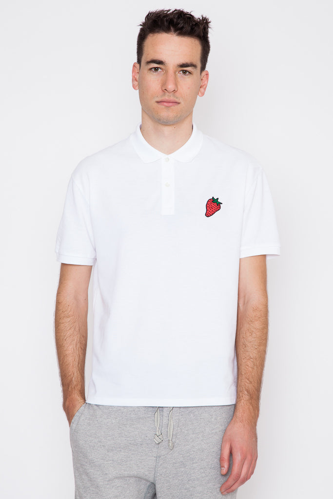 Strawberry Patch Polo