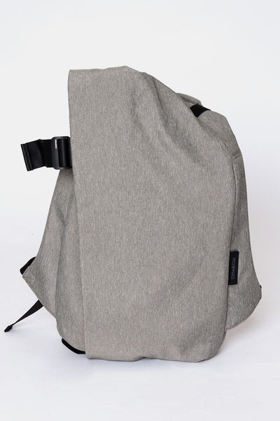 Grey Melange Medium Isar Rucksack