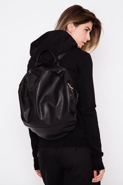 Leather Alias Moselle Backpack
