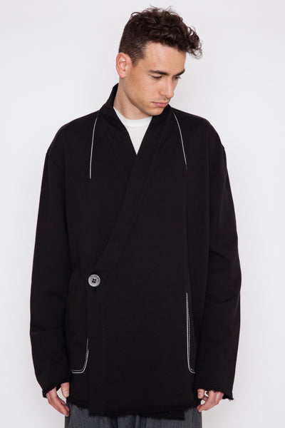 Jamis Overlap Sweat Jacket