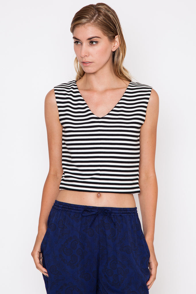 Blank Cropped Top