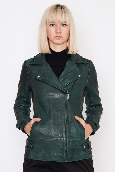 Enigma Leather Jacket