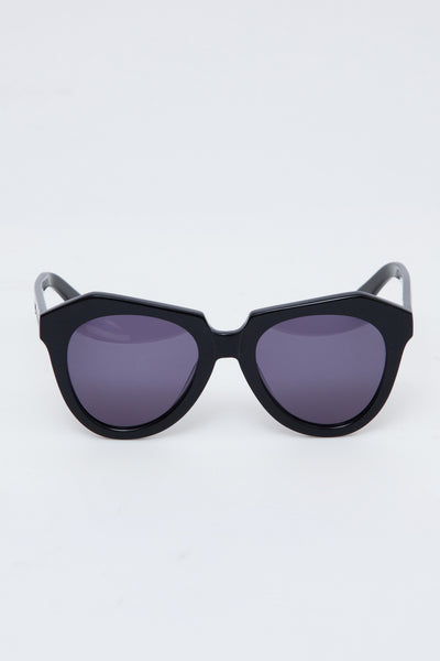 Black Number One Sunglasses