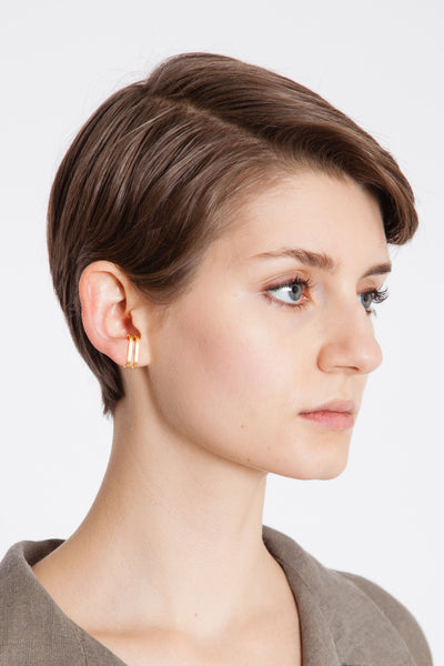 Double Bar Earcuff