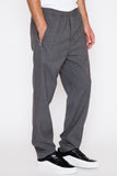 Wool Drawcord Pant