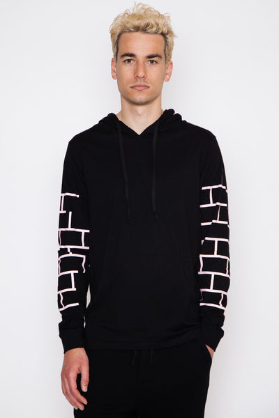 Trans-Mutation L/S Hooded Tee