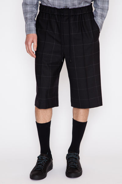 Harbin Windowpane Short