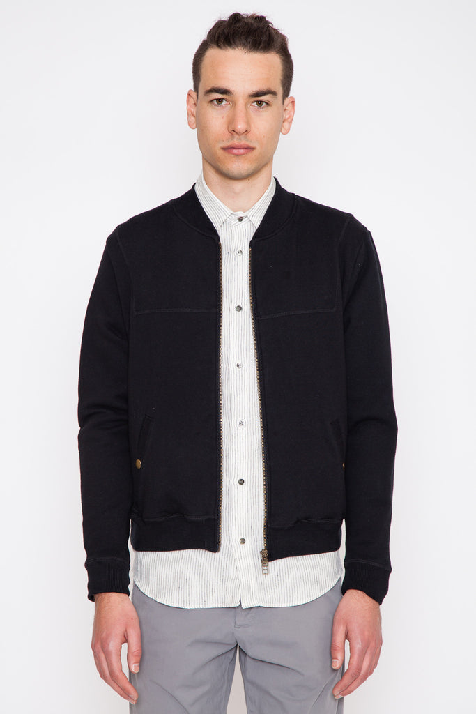 Seconds Paneled Bomber