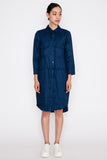 Dusty Navy Beck Dress