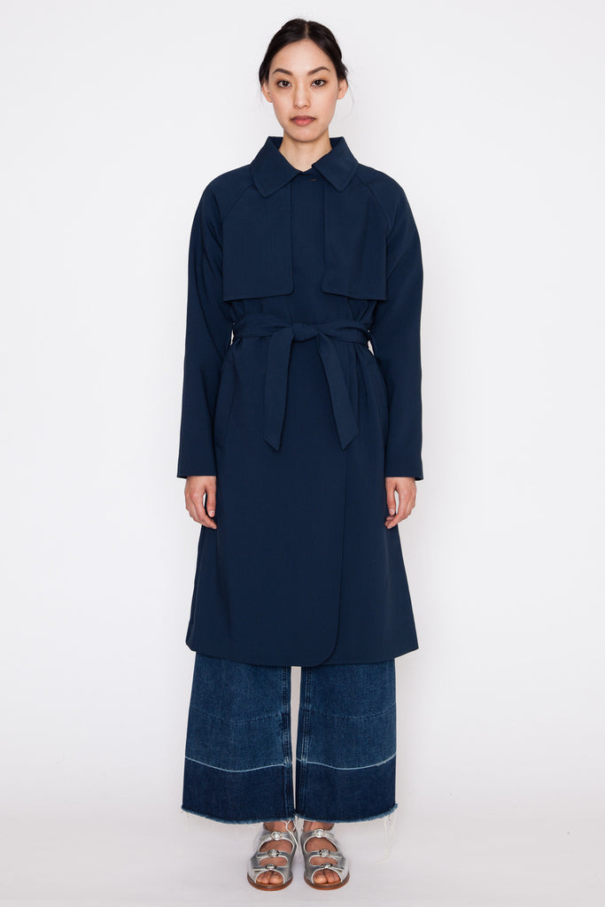Sarah Long Trench Coat