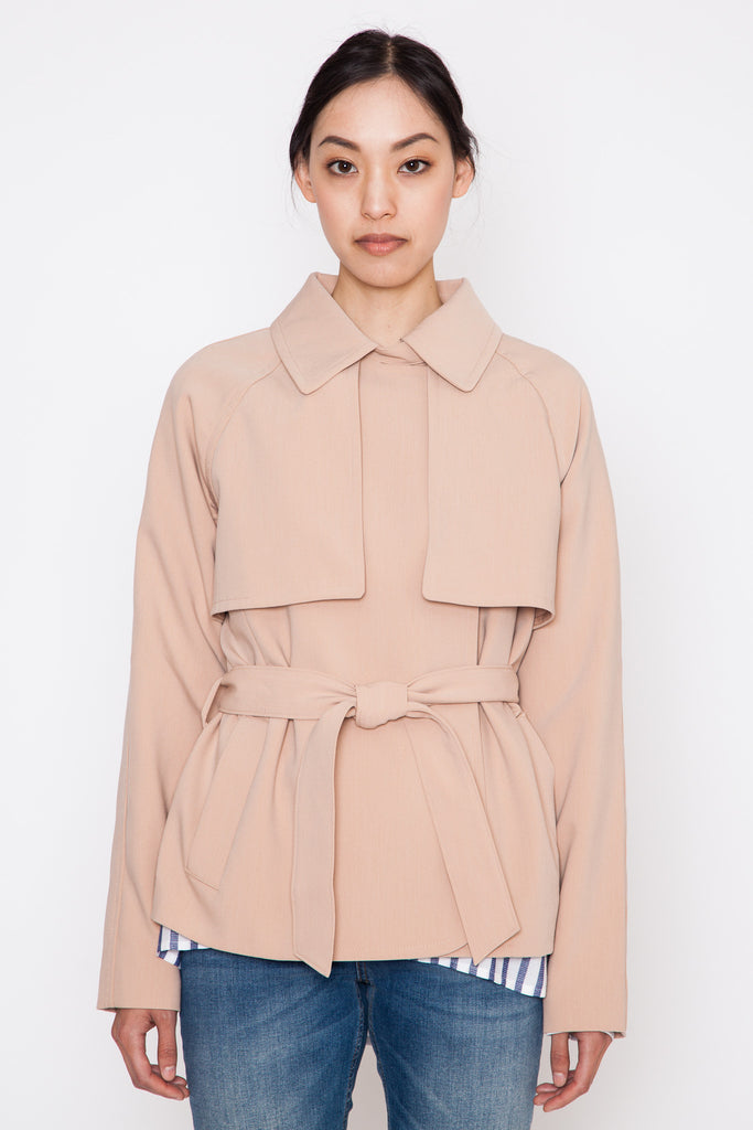 Sarah Short Trench Coat