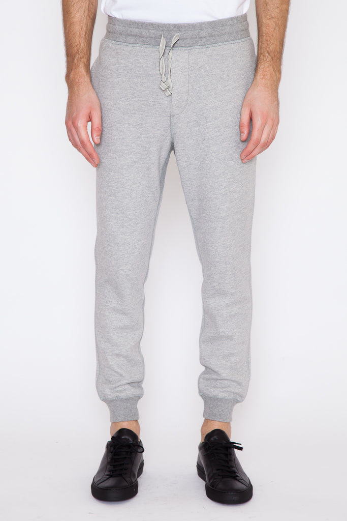 Vented Terry Sweatpant