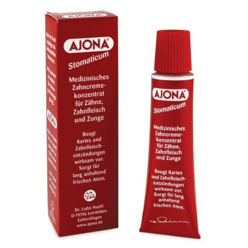 AJONA Toothpaste Concentrate 2 * 25ml - Angie&Ash