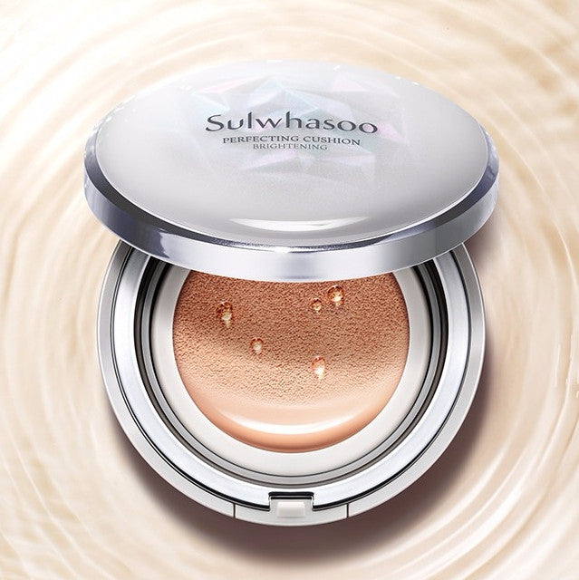 Sulwhasoo Perfection Cushion Brightening - Angie&Ash
