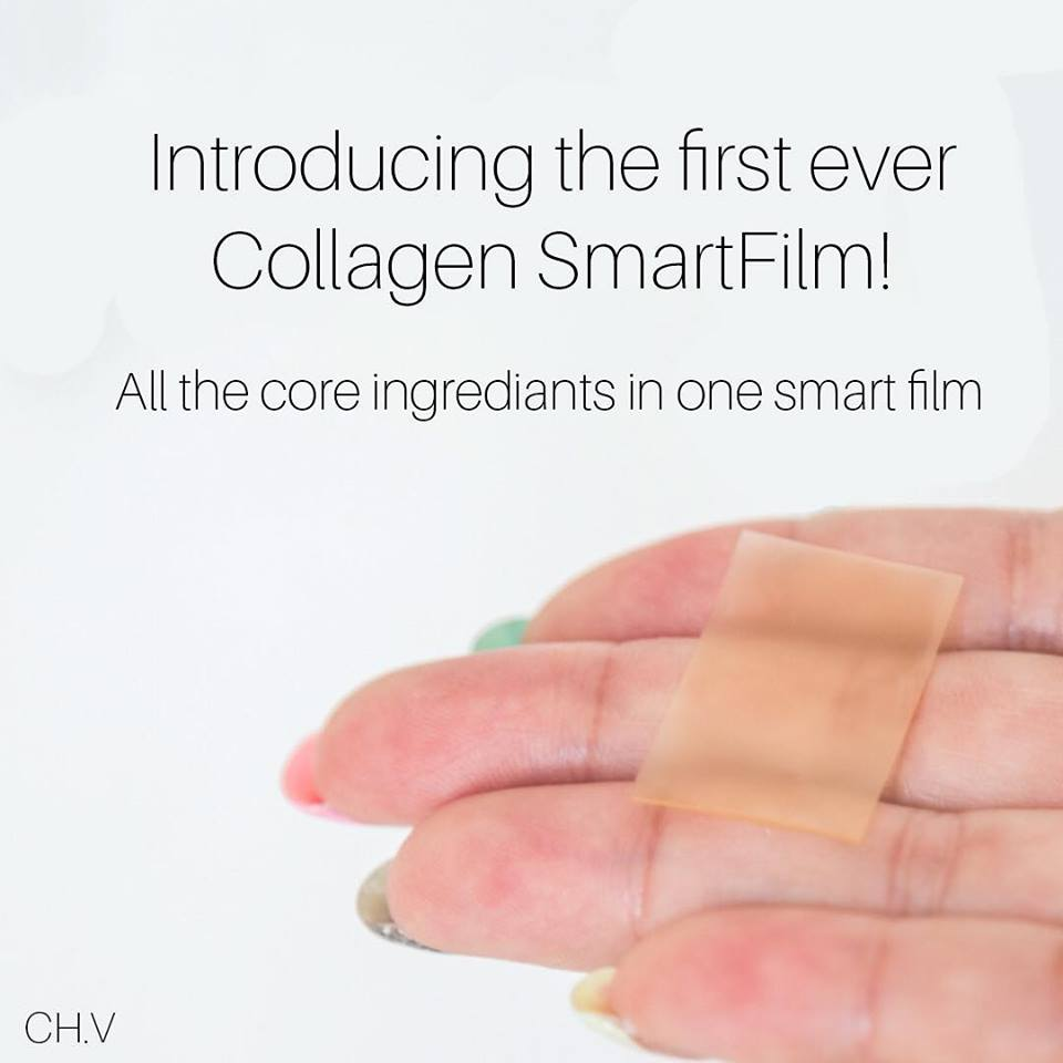 Seoul Pharmaceutical CH.V Collagen Smart Film - Angie&Ash