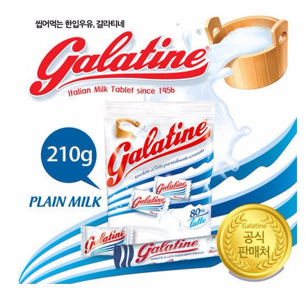 Galatine:  Italian Milk Tablet Candy