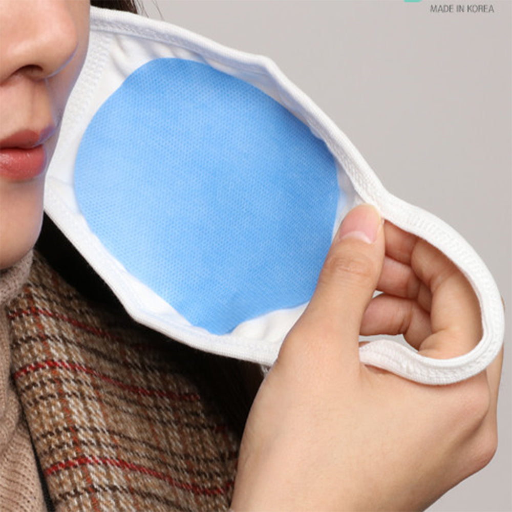 Disposable Mask Filter_MADE IN KOREA _ 10 PCS Set